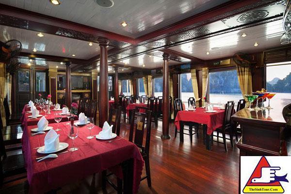 Halong Apricot Cruise 2 ngày 1 đêm