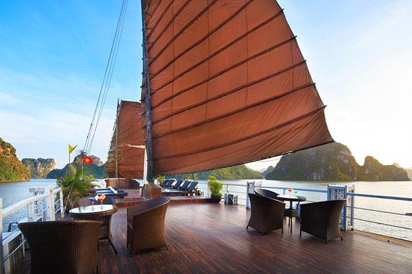 Halong Apricot Cruise 3 Ngày 2 đêm