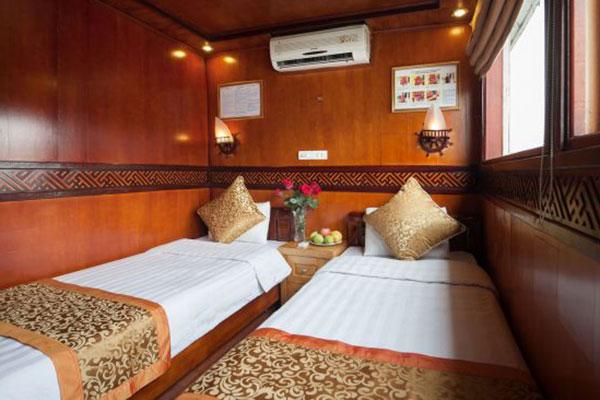Tour Golden Bay Cruise 2 ngày 1 đêm giá rẻ