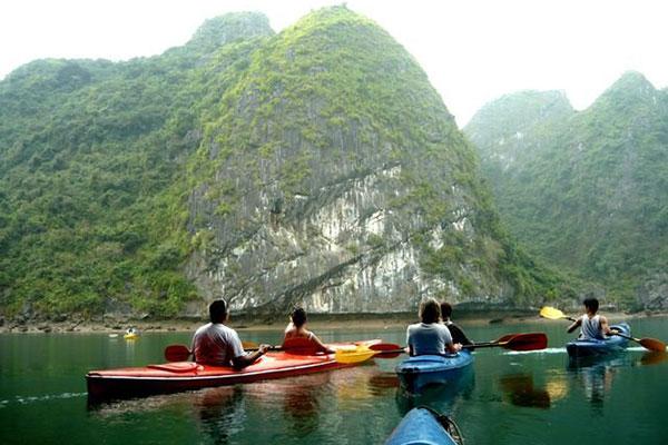 Tour Du Lịch Cát Bà – Vịnh Lan Hạ – Đảo Khỉ 1 Ngày Tuyệt đẹp