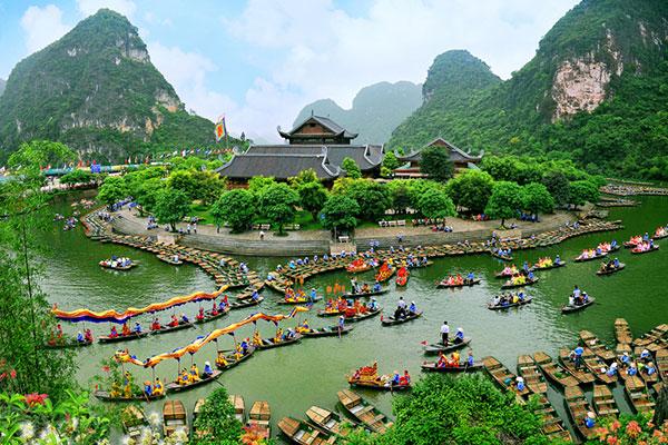 Tour Du Lịch Hoa Lư – Tràng An 1 Ngày