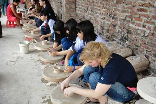Tour Tham Quan Làng Nghề Hà Nội 1 Ngày