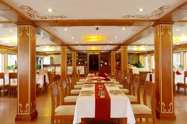 Hương Hải SeaLife Cruise 2 Ngày 1 đêm Nhà Hàng Sang Trọng